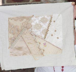 Lorraine Grant Memory quilt